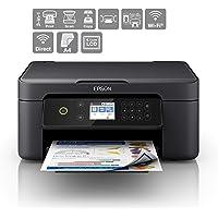 Epson Expression Home XP-4100 Print/Scan/Copy Wi-Fi Printer, Black