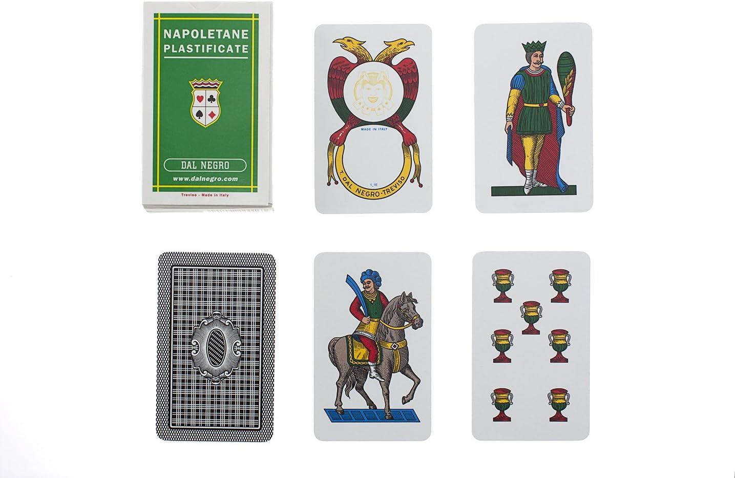 Carte da gioco regionali Napoletane Extra