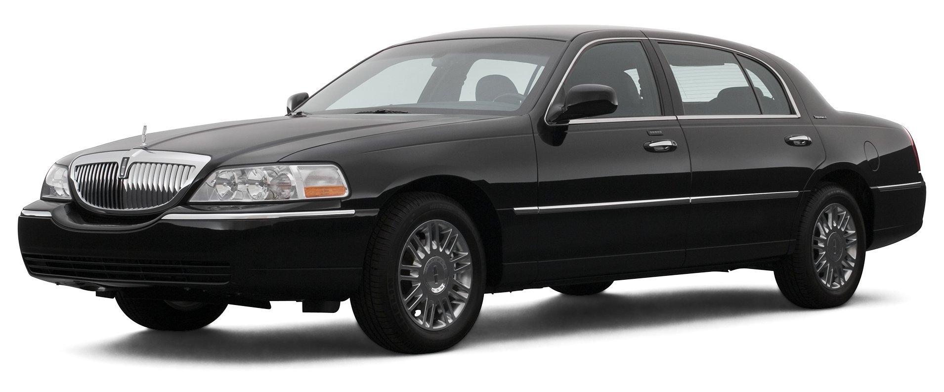 2007 Lincoln Town Car Designer Series, 4-Door Sedan ...