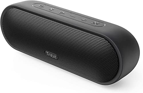 Tribit MaxSound Plus Portable Bluetooth Speaker,24W Wireless Speaker