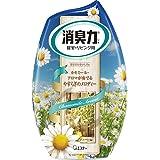 お部屋の消臭力 消臭芳香剤 寝室用 アロマカモミールの香り 400ml