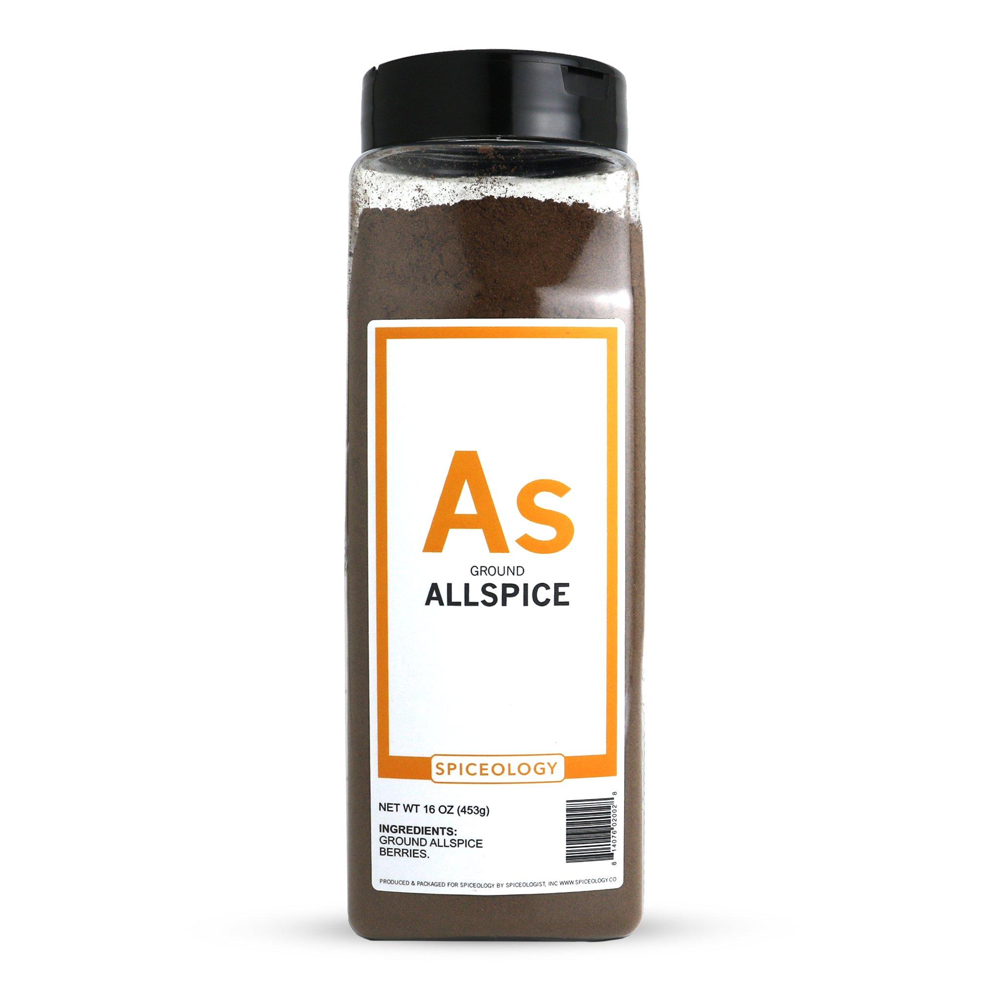 Spiceology Premium Spices - Ground Allspice Powder, 16 oz by Spiceology (Image #1)
