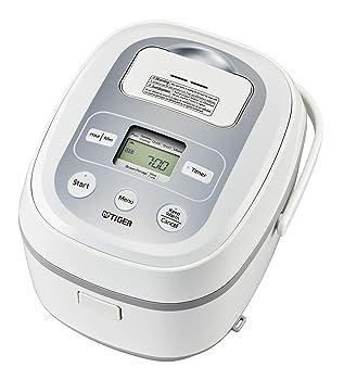 Tiger JBX-B10U white electronic rice cooker