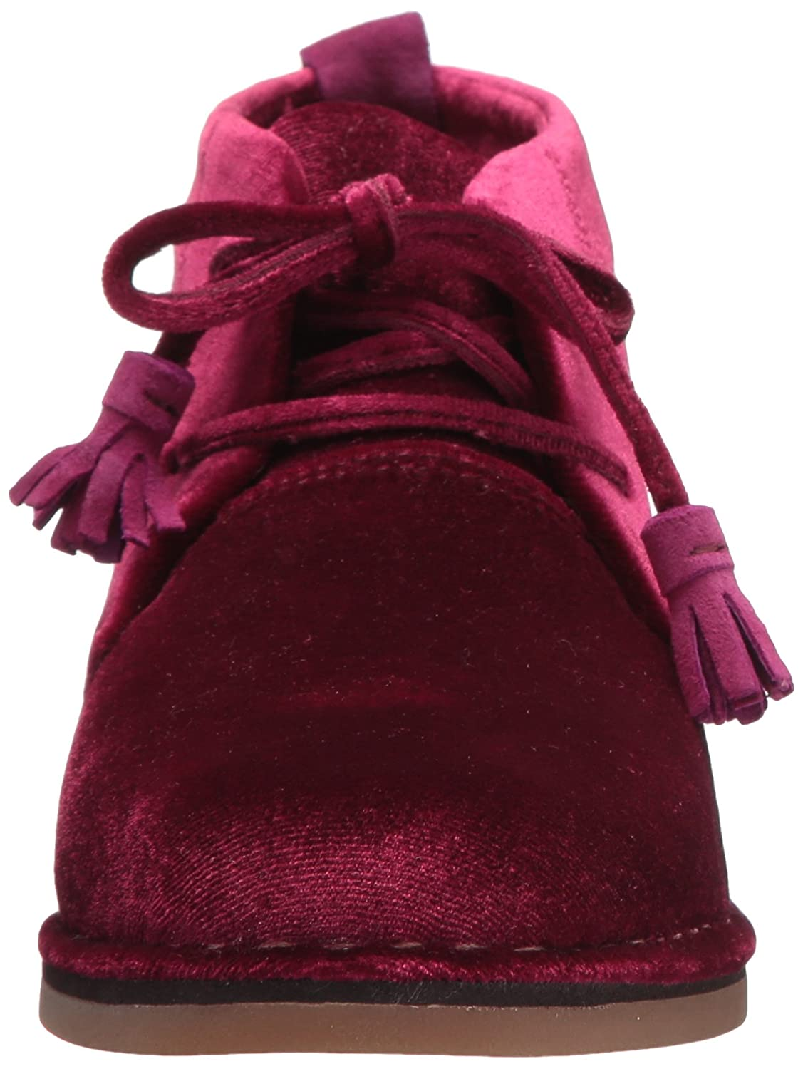 Hush Puppies Women's Cyra Catelyn Ankle Boot B06WCZ6BSQ 10 W US|Wine