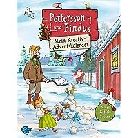 Pettersson und Findus: Mein Kreativ-Adventskalender: Malen - Rätseln - Basteln