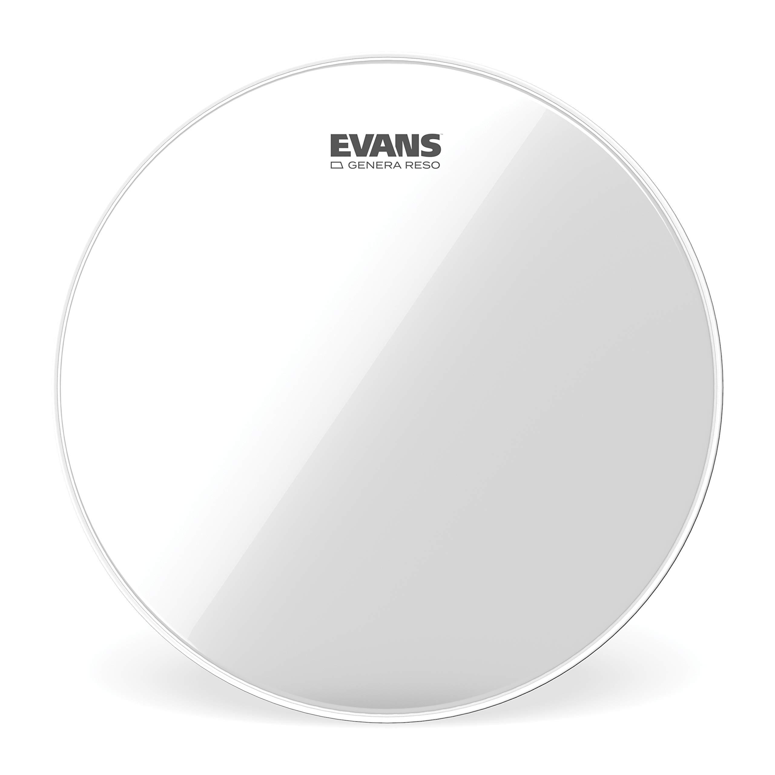 Evans Genera Resonant Drum Head, 18 Inch by Evans