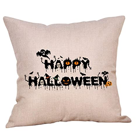 MAYOGO Halloween Decoracion Fundas Cojines 45x45 Sofa ...