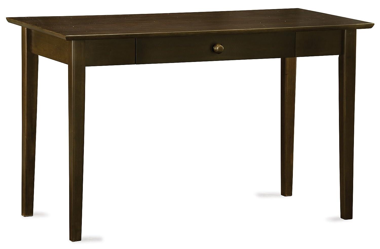 Amazon.com: Atlantic Furniture Shaker Writing Desk, Antique Walnut: Kitchen  & Dining - Amazon.com: Atlantic Furniture Shaker Writing Desk, Antique Walnut