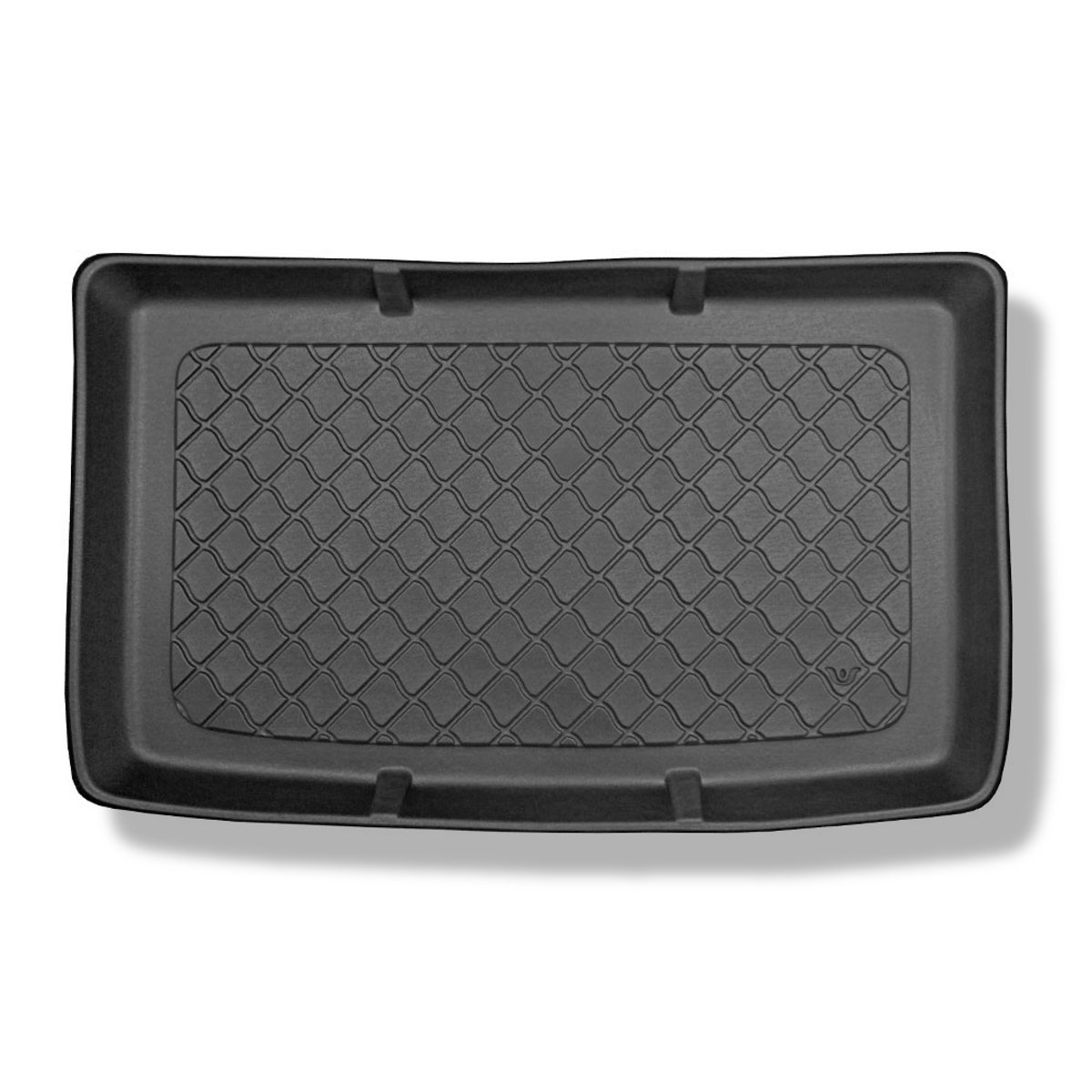 boot liner Fits perfectly Odourless 5902538555982 Mossa Car trunk mat