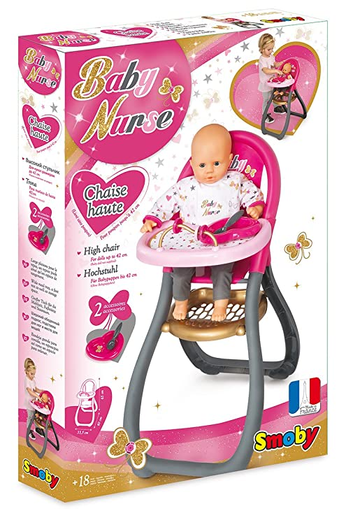 co Games Baby Babystoel VAmazon ukToysamp; Smoby Nurse wPk8nX0O