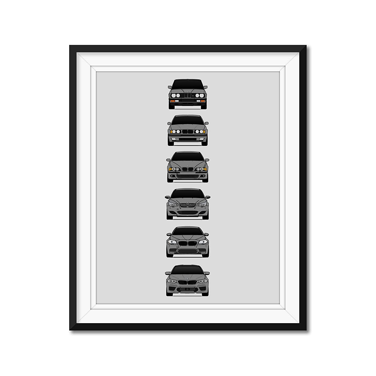 Photo Poster Print Art * All Sizes BMW 5 SERIES TOURING F11 CAR POSTER AD059