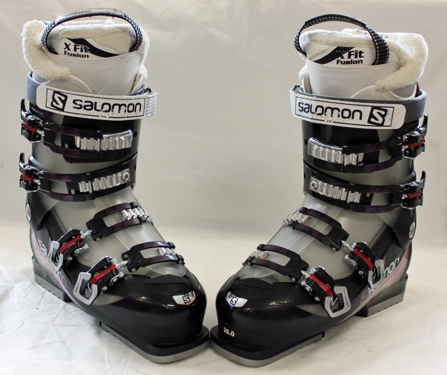 Salomon Divine LX Damen Ski Skistiefel Skischuh MP26 EU40,5