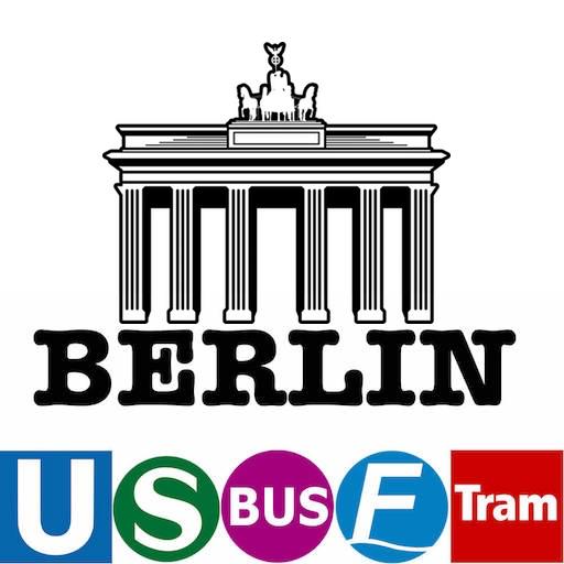 Berlin Transit   Offline Departures  Transit Maps