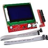 KOOKYE 3D Stampante componente per Arduino RepRap (12864 LCD)