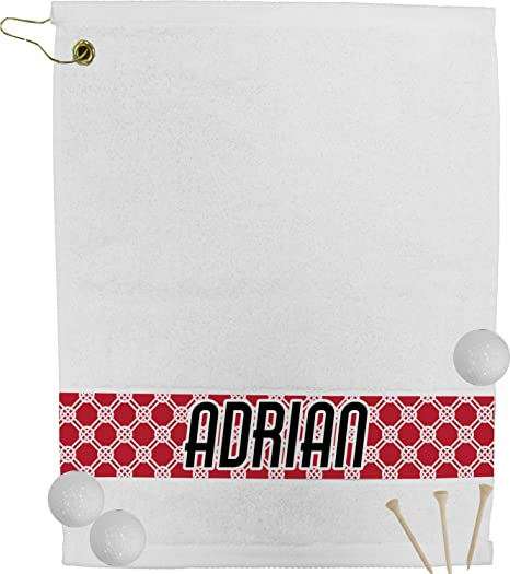 Nudo Celta toalla de Golf (personalizado)
