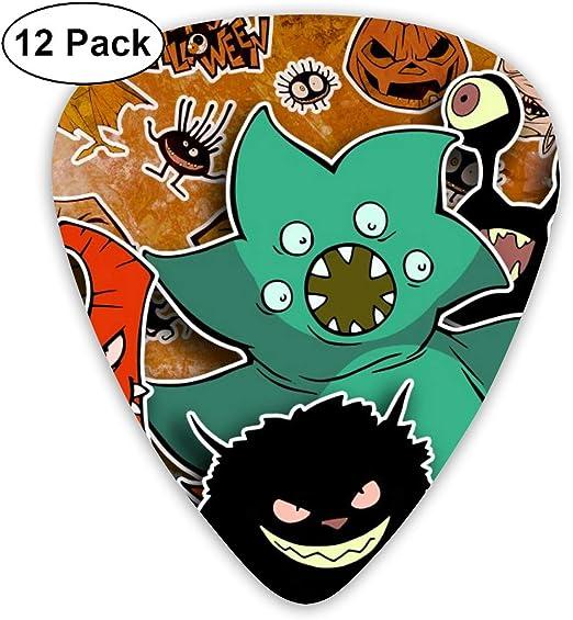 Cavdwa Cartoon Halloween Vampiros, Zombies, Monstruos, niños ...