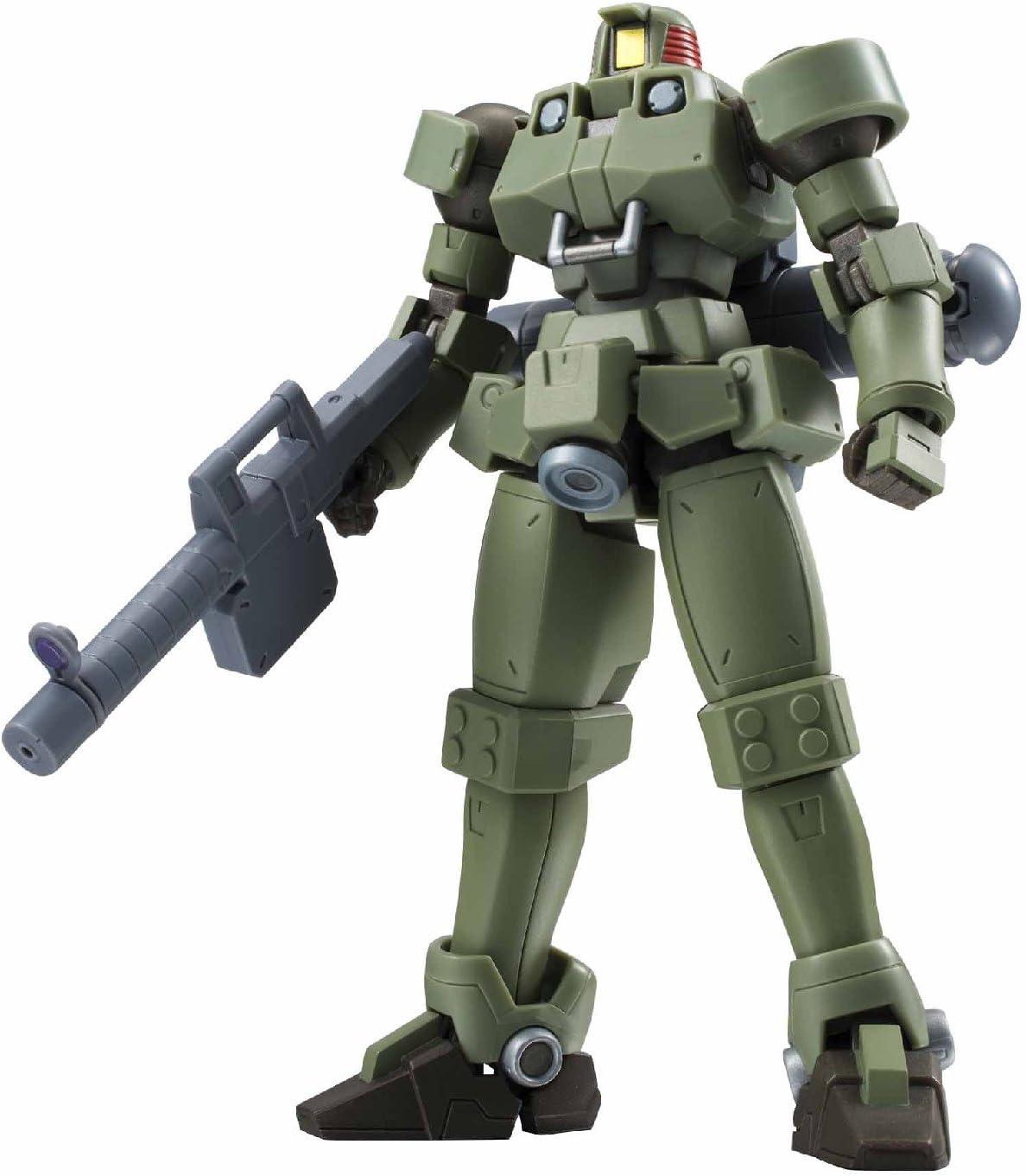 Robot Spirits Damashii Gundam Moss Leo w// Leo Option Set 1 Bandai US Seller