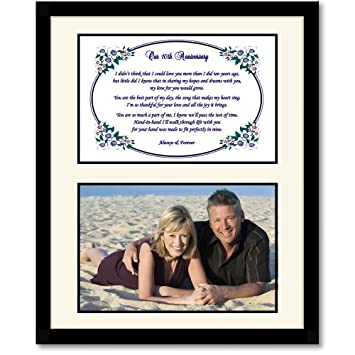 Amazon.com - Tenth Anniversary Gift for Husband or Wife \