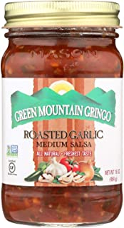 product image for Green Mountain Gringo Roasted Garlic Salsa (16 oz Jars) 2 Pack