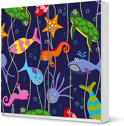 Pantalla IKEA Pax Armario 236 cm altura – Puerta corredera/Diseño ...