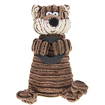 Pet Chew Toy, dientes de limpieza masticar juguete para perros gatos Cachorros Gatitos peluche Squeaky
