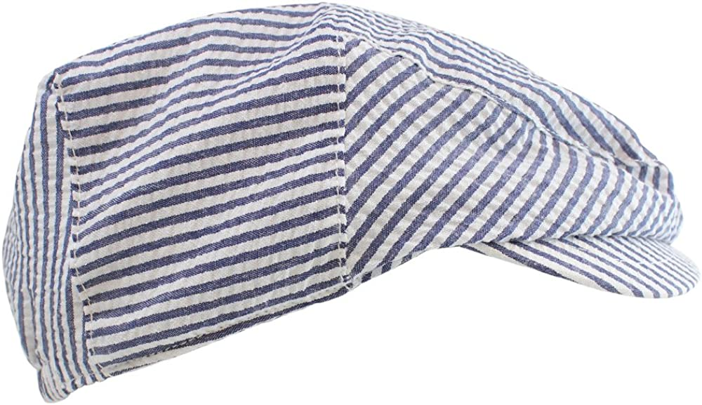juDanzy Baby and Toddler Plaid Cabbie Driver Hats