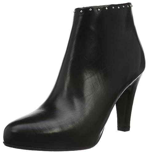 GARDENIA COPENHAGEN Anabell, Botines para Mujer, Negro (Baby Calf Barcelona Black), 38 EU: Amazon.es: Zapatos y complementos