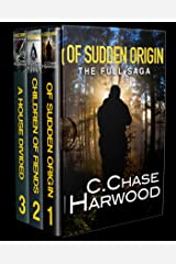 Of Sudden Origin — The Full Saga: Books 1-3 Kindle Edition