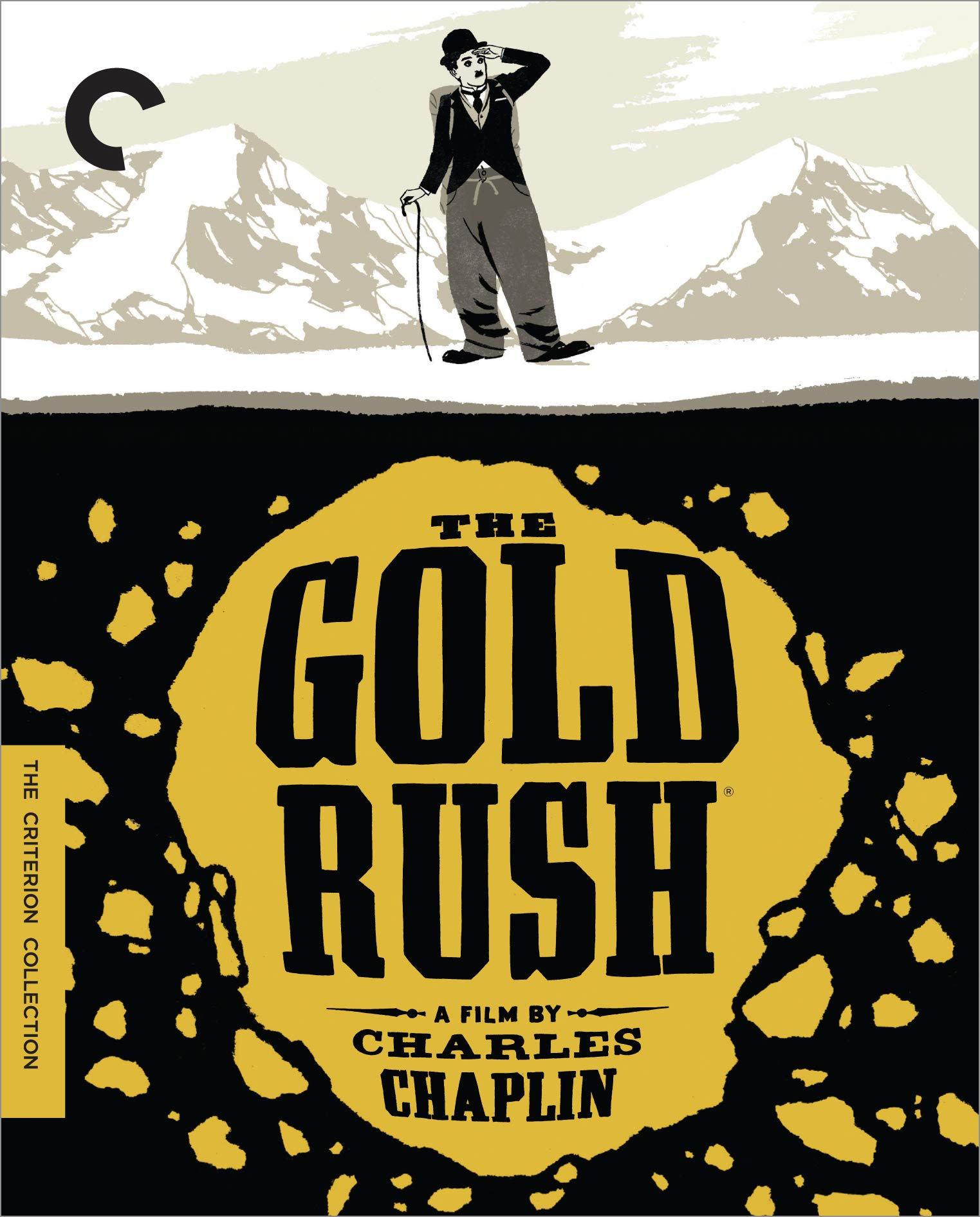 The Gold Rush (1925) US Criterion Blu-ray