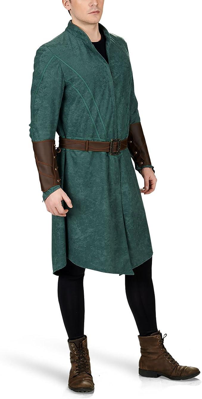 Disfraz de Legolas de El Hobbit 3 piezas – Elfo Complete – Disfraz ...