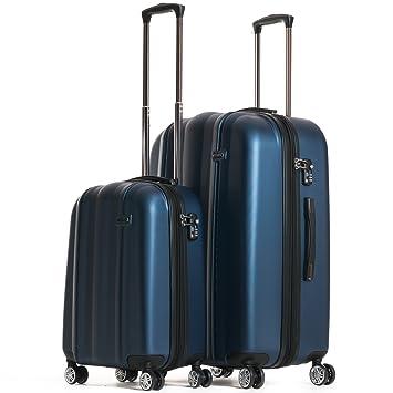 5405fc1dc Amazon.com | CALPAK Winton' Expandable Luggage Set, Navy Blue | Luggage Sets