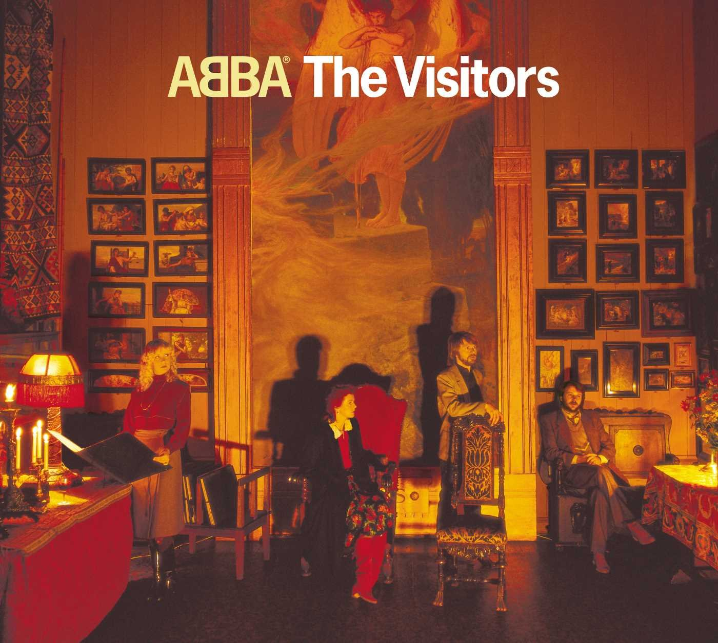 CD : ABBA - Visitors (Bonus Tracks)