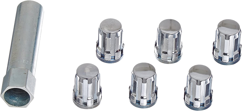 Toyota Genuine Accessories PTR27-34061 TRD Wheel Lock Set