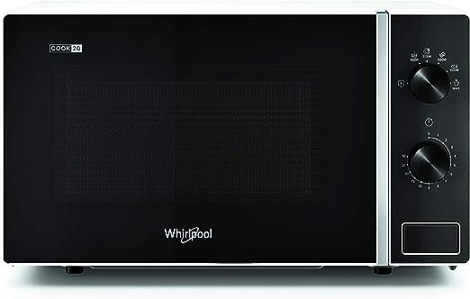 Whirlpool MWP 101 W Horno de microondas, 20 litros, blanco ...