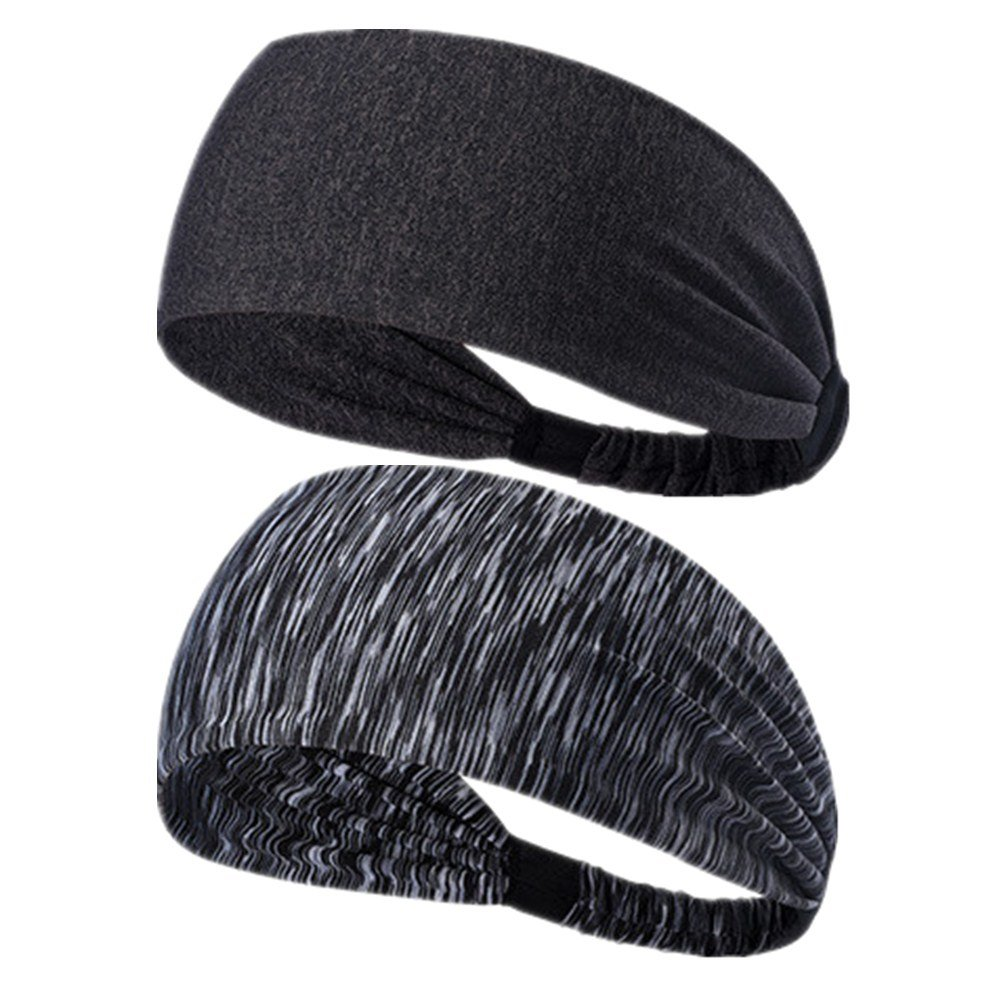 Ligart Sports Hair Bands for Women Moisture Wicking Sweatbands Dry Quickly Headbands Breathable and Stretchy for Yoga,Cycling,Running,Fitness Exercise and Other Sports Workout