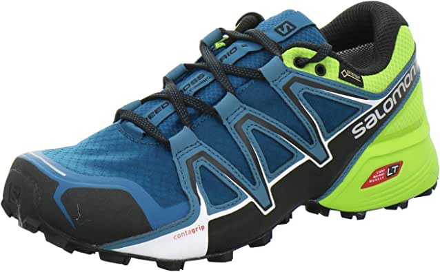 Salomon Chaussures Speedcross Vario 2 GTX: Amazon.es: Deportes y aire libre
