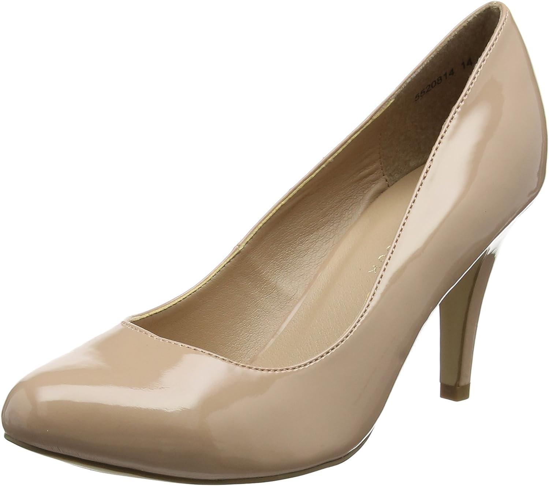 New LookWide Foot Reanna, Zapatos de Tacón mujer