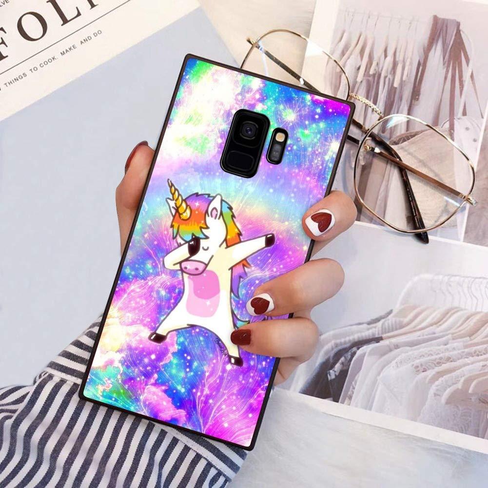 Amazon.com: Funda para Samsung Galaxy S9 Plus, diseño de ...