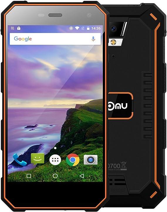 NOMU S10 - Smartphone Libre 4G Impermeable (Pantalla 5.0