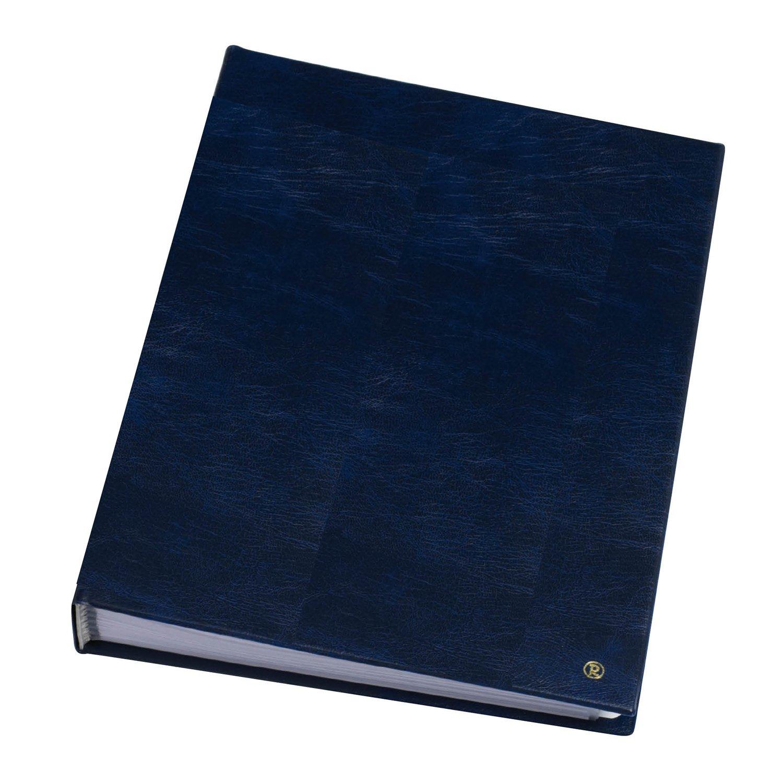 Rillstab display book A4 Blu album fotografico e portalistino 99425