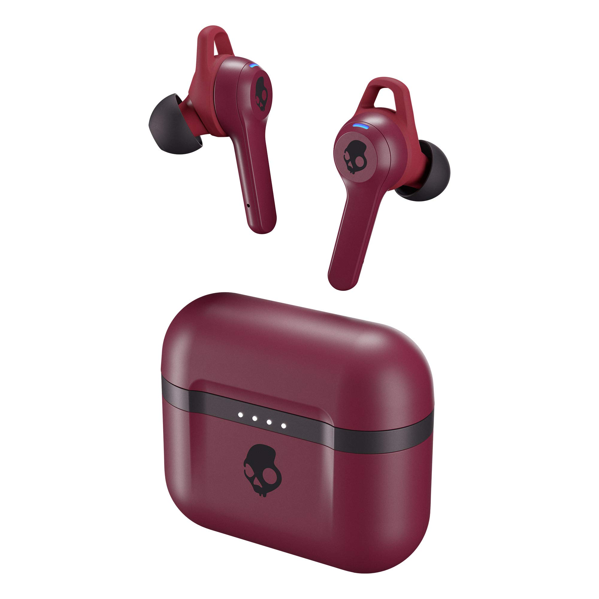 Auriculares Earbuds Inalam. Skullcandy Deep Red  BD500