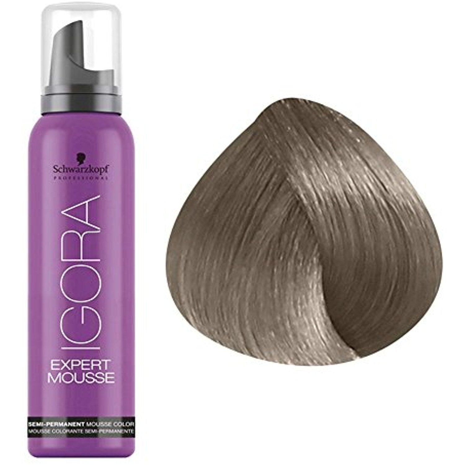Amazon schwarzkopf igora expert mousse 7 5 medium blonde schwarzkopf igora expert mousse 8 1 light blonde cendre nvjuhfo Gallery