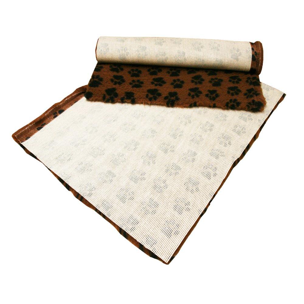 Vet Fleece - Ropa de Cama Antideslizante con diseño de Patas, Forro Polar para Perro, Gato, Cachorro, Gato: Amazon.es: Productos para mascotas