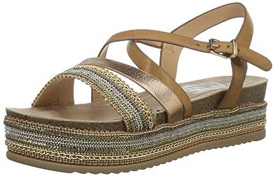 7d6ccbeae16c24 Refresh 69941, Sandales Bout Ouvert Femme: Amazon.fr: Chaussures et Sacs