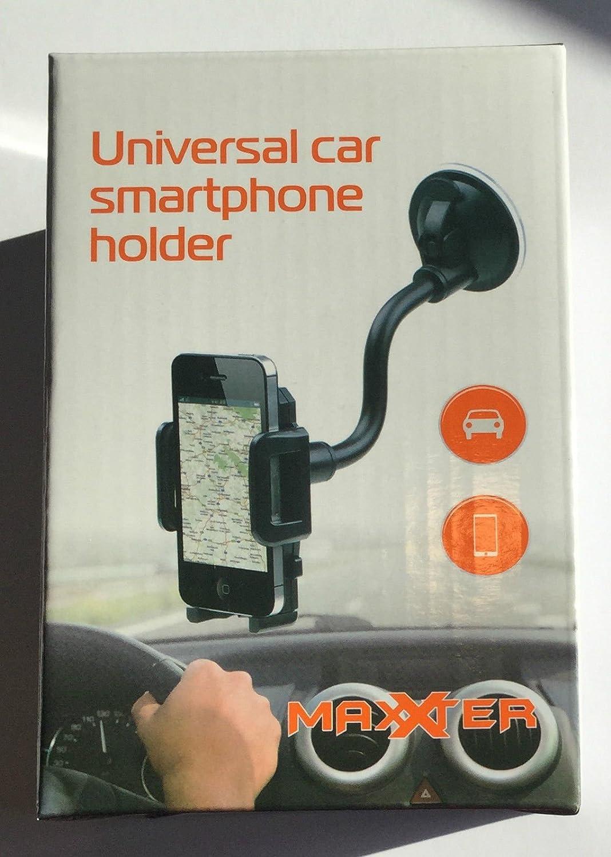 Universal Car Smartphone Holder: Amazon.es: Coche y moto