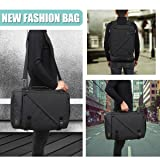 Laptop Briefcase Backpack 3 Way Convertible