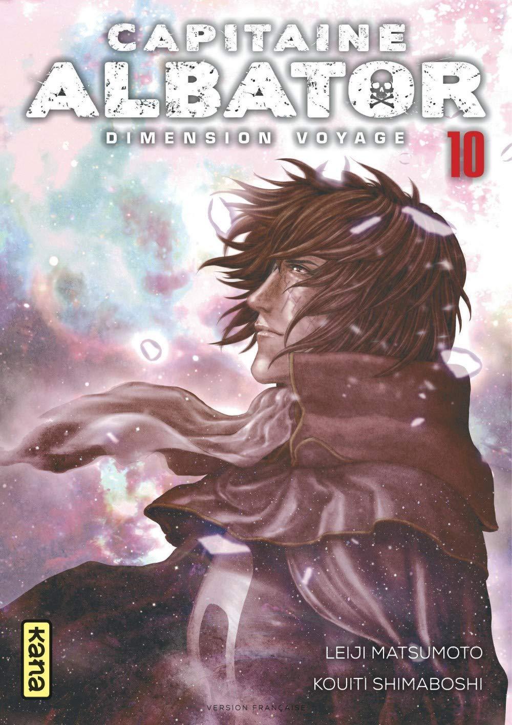 Amazon.fr - Capitaine Albator Dimension Voyage, tome 10 - Leiji ...