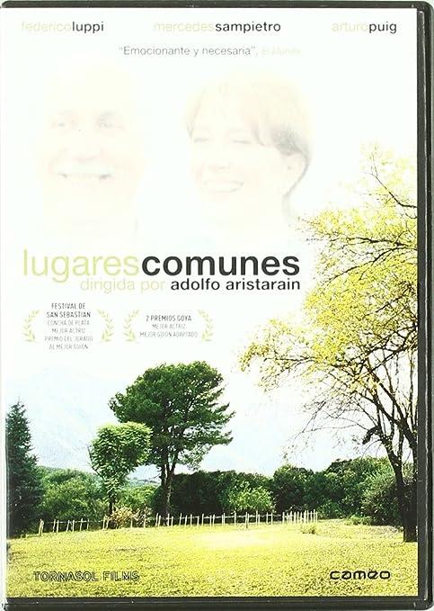 Lugares Comunes [DVD]: Amazon.es: Federico Luppi, Mercedes ...