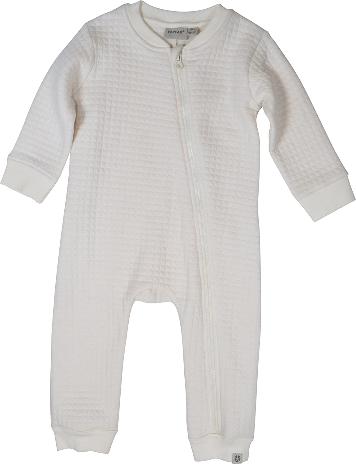 Papfar Spieler Quilted Sweat Baby, Pagliaccetto Unisex-Bimbi 716735