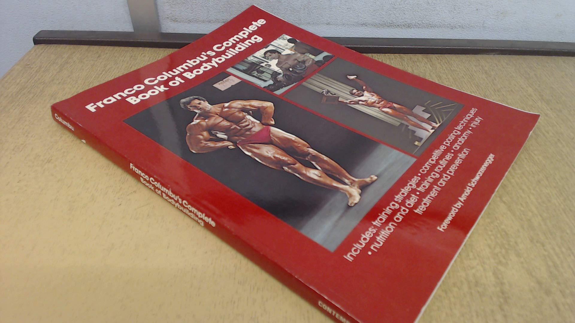 Franco Columbus Complete Book Of Bodybuilding